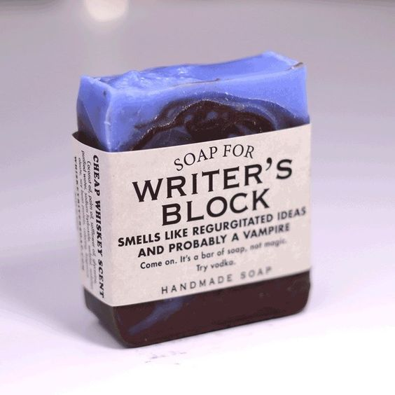 How to beat writer's block in 5 easy steps. By BrenKyveli