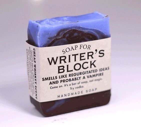 How to beat writer's block in 5 easy steps. By Bren Kyveli
